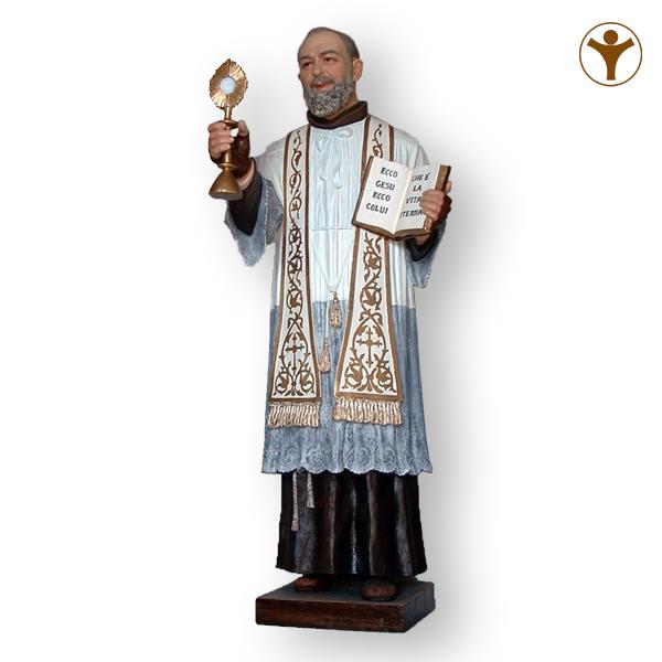 abbastanza San Padre Pio - Mar Statue Sacre - Roma TN25