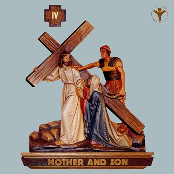 Via crucis mar statue sacre roma for Arredi sacri roma