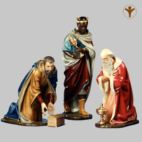 Re magi mar statue sacre roma - Cosa portano i re magi ...