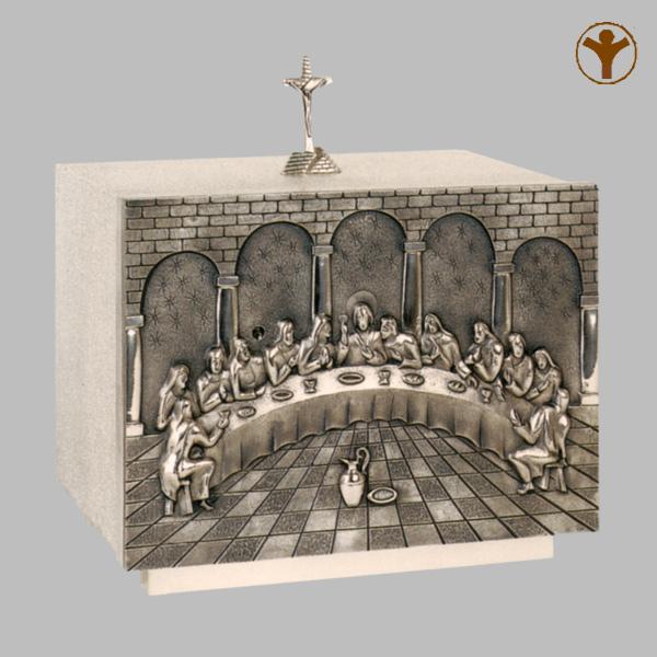 Tabernacolo da mensa mar statue sacre roma for Arredi sacri roma